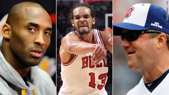 Kobe Bryant, Joakim Noah and Roger McDowell have shouted gay slurs in the last month.
