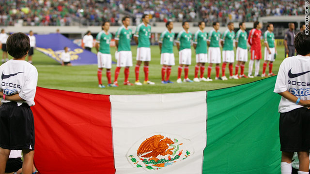 Mexican  football officials contend that five players tested positive for clenbuterol after eating infected meat.