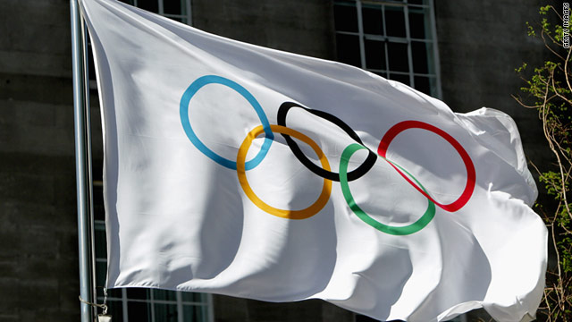 The IOC will delay its release of London 2012 tickets to Libya.