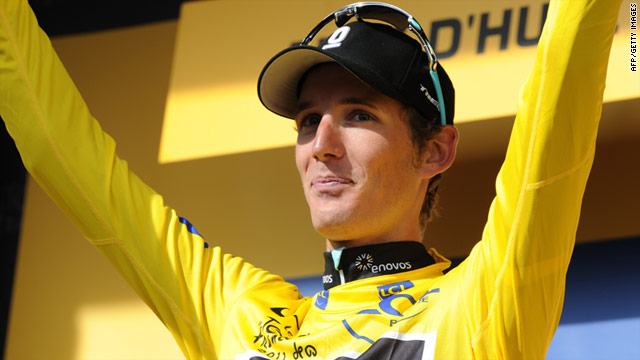 Leopard-Trek rider Andy Schleck has been runner-up at the Tour de France the past two years.