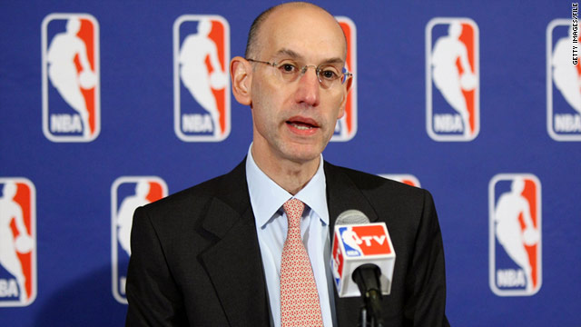 "The NBA filed the lawsuit to fight ""impermissable pressure tactics by the union,"" NBA Deputy Commissioner Adam Silver said."