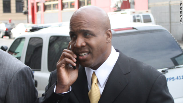 A jury convicted Barry Bonds on one count of obstruction of justice related to an steroid investigation.