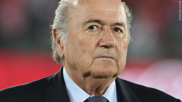 Sepp Blatter is seeking to address several issues in world football ahead of the 2014 World Cup in Brazil.