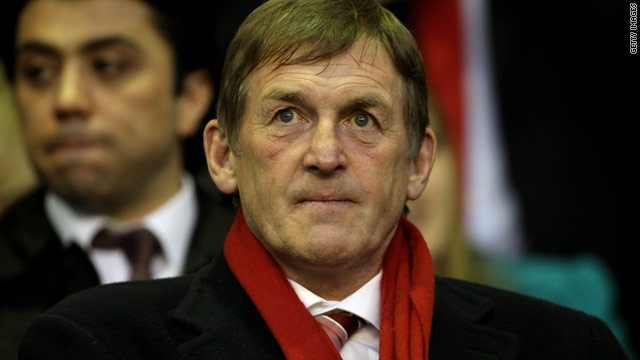 Kenny Dalglish is revered by Liverpool fans after winning 11 English league titles with the club as player and manager.