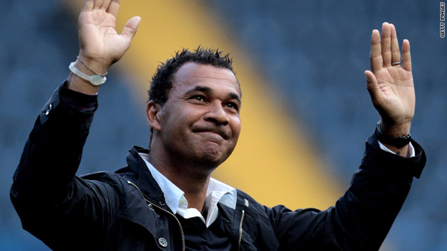 Ruud Gullit admits he knows little about Terek Grozny or its players.