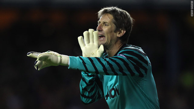 Edwin van der Sar has capped a super career during his time at Manchester United.