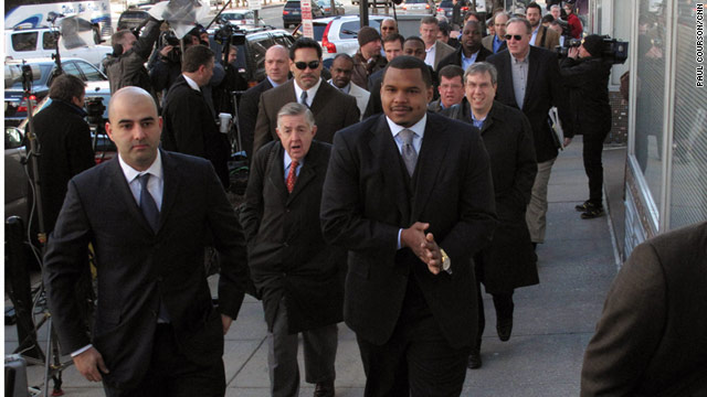 NFL owners and the players union have until Midnight Thursday to reach an agreement or face a potential work stoppage.