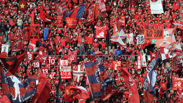 Japanese football fans will not be seeing any J-League action until April 23, when the season will resume.