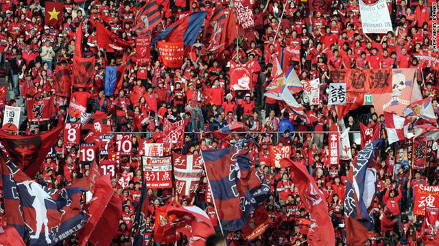 J League To Resume Action On April 23 Cnn Com