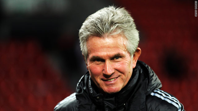 Heynckes will take over as Bayern Munich coach for a third time from July 1.