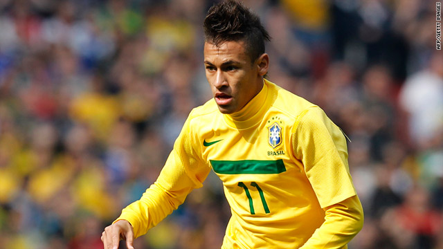 Neymar claimed he was the subject of racist abuse during Brazil's 2-0 victory over Scotland on Sunday.