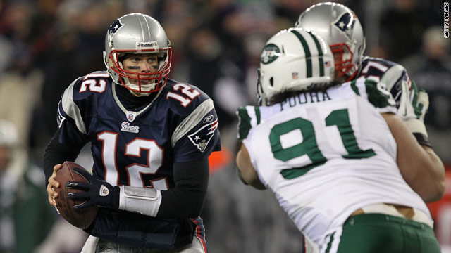 New England Patriots quarterback Tom Brady is one of the players named in the lawsuit against the NFL.