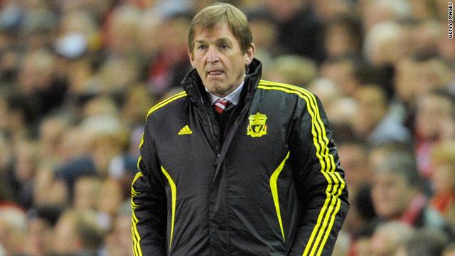 Kenny Dalglish has led Liverpool to seven English Premier League victories since his return.