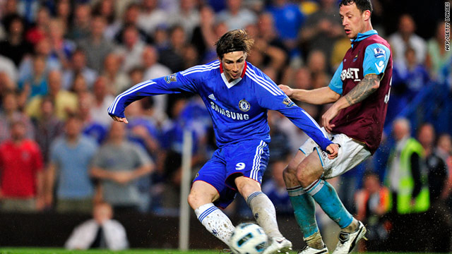 Fernando Torres Goal Chelsea