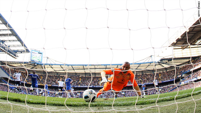The debate over goal-line technology ignited again after Frank Lampard's controversial goal for Chelsea against Tottenham.