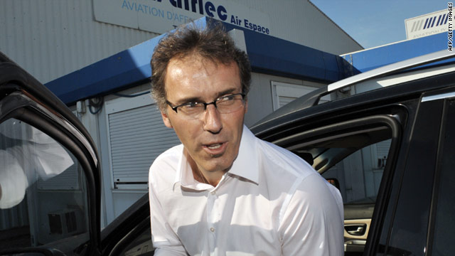 Laurent Blanc appeared before a joint hearing of the French Football Federation and Sports Ministry.
