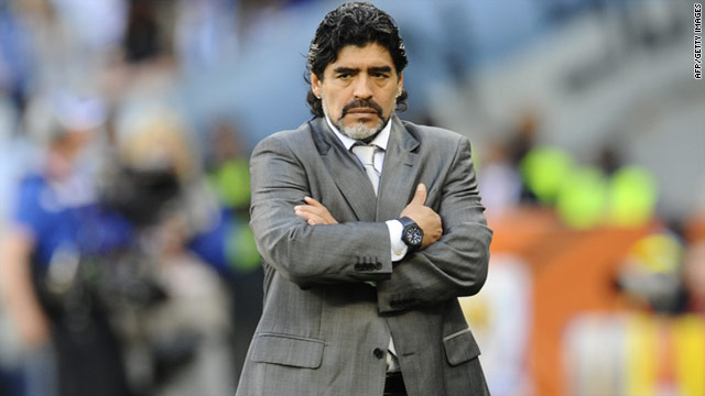 Diego Maradona is bound for Dubai to coach Al Wasl, according to the club.