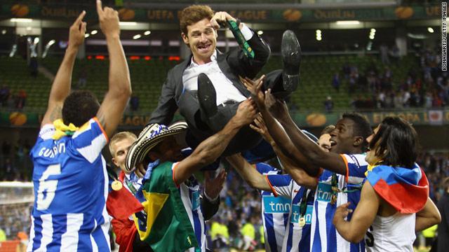 El entrenador del Oporto hace historia en el fútbol