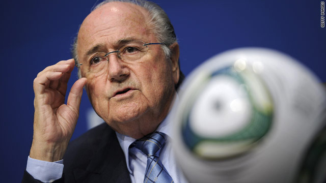 Sepp Blatter is running for a fourth term as FIFA president with elections being held on June 1.