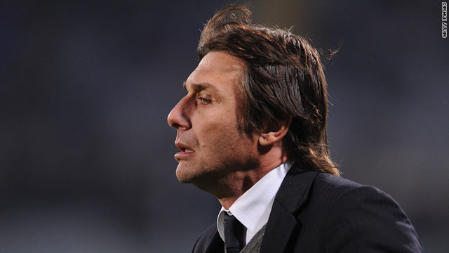 Antonio Conte will take charge of Juventus on a two-year contract.