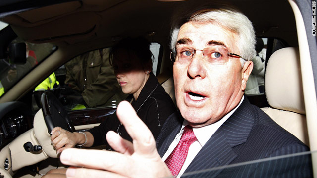 Celebrity consultant Max Clifford has a reputation for representing unpopular clients.