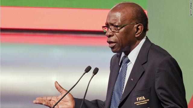 Jack Warner renuncia como vicepresidente de la FIFA