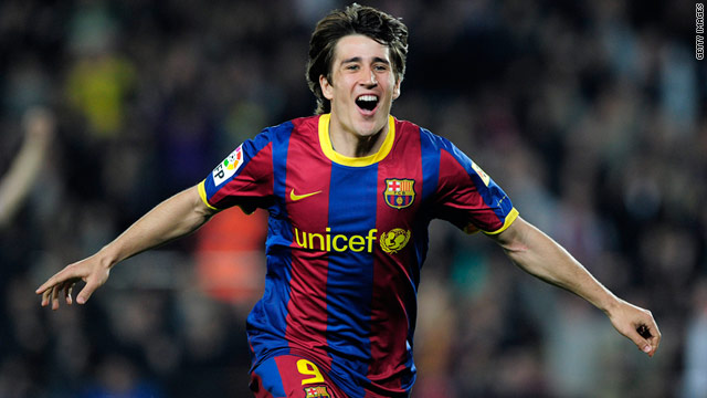 Bojan made his Barcelona debut in 2007 and has earned one international cap for Spain.