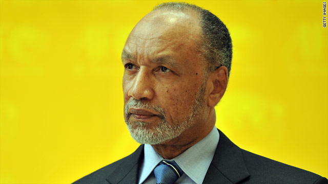 Mohamed Bin Hammam had been head of the Asian Football Confederation since 2002 until his suspension.