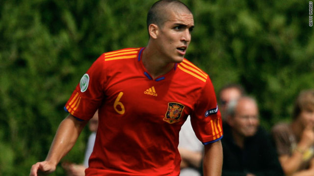 Oriol Romeu is currently playing for Spain in the World Under-20 Championships in Colombia.