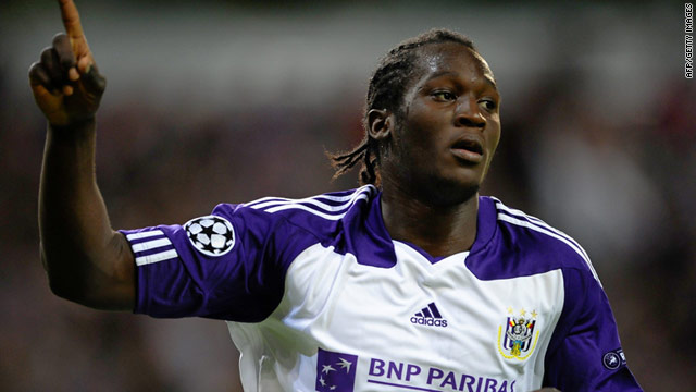 Highly-rated Belgian teenager, Romelu Lukaku scored 16 goals in 37 league ...