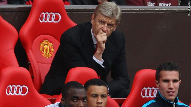Wenger Hurt After Man Utd Thrashing Cnn Com