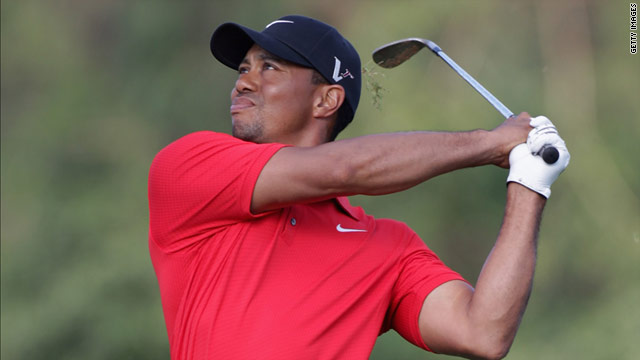 Tiger Woods had a disappointing final round at the Dubai Desert Classic.