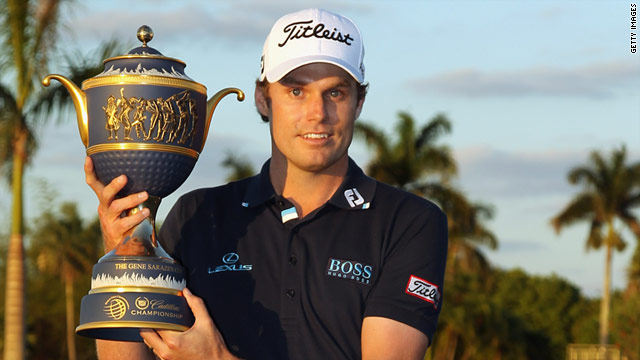 Watney Wins Wgc Event At Doral Woods Secures Top 10