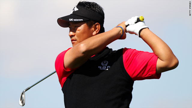 K.J. Choi progressed to the PGA Tour in 1999 after making his name on the Asian and Japanese circuits.