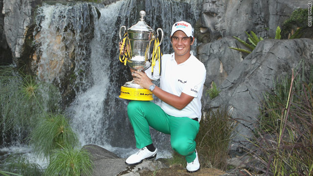 Matteo Manassero's previous European Tour win came at the Castello Masters in October 2010.