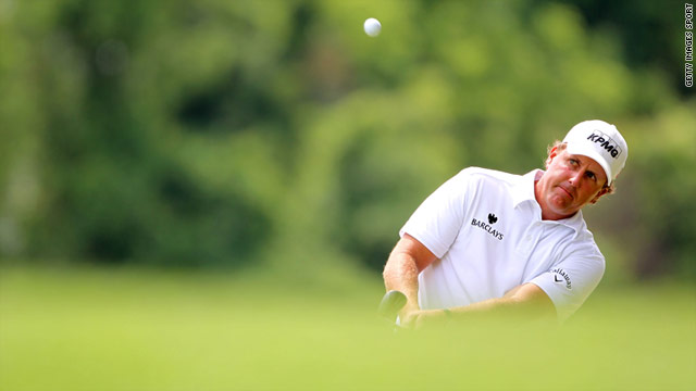 Phil Mickelson will be hoping for a return to form at the upcoming British Open.