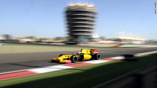 The Formula One circus will race in Bahrain in 2011 despite the early-season postponement.