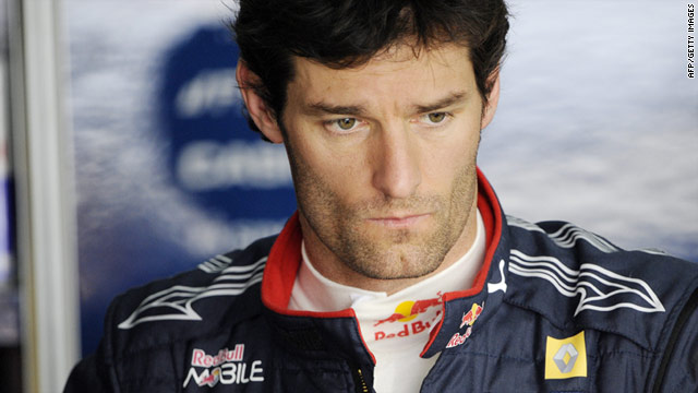 Mark Webber has been the only F1 driver to take a public stance about the decision to race in Bahrain.