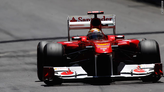 The Ferrari of Fernando Alonso proved strongest at Silverstone as the Italian team claimed their first win of 2011.