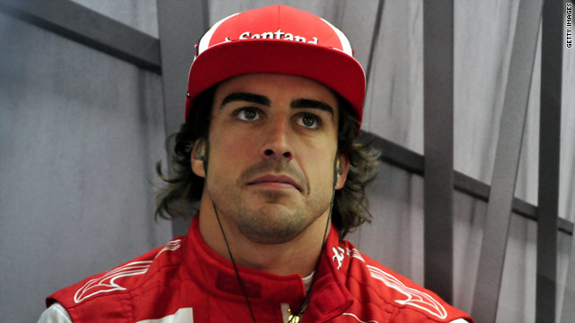 Alonso Ferrari Have A Moral Obligation To Fight Cnn Com