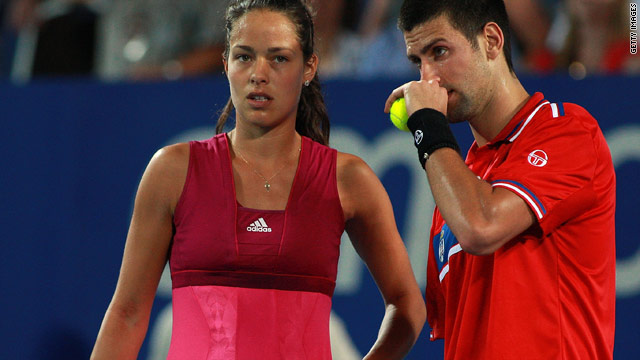 Serbia will be replaced by Belgium in Saturday's Hopman Cup final after Ana Ivanovic picked up an injury.