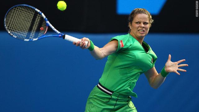Clijsters Embarrasses Former No 1 Safina In Melbourne Cnn Com