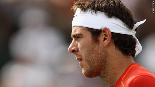 Del Potro, campeón en Basilea tras vencer a Federer en su casa