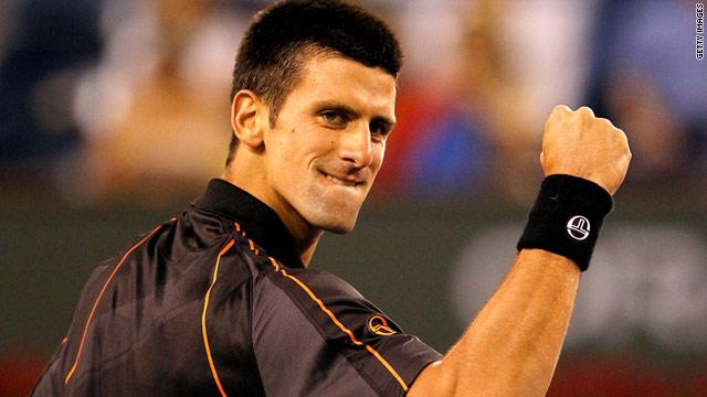 Djokovic: «Nadal sigue siendo el rey»