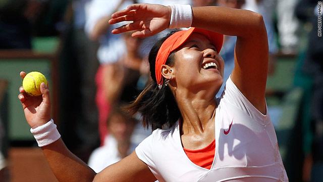 El éxito de Li Na, un dilema para el tenis en China