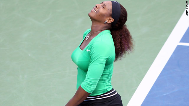 Serena Williams has struggled with injury and illness in the last year, but has recently regained her form.
