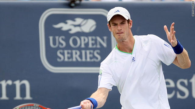 Andy Murray goes into the U.S. Open in good heart after inflicting a second defeat this year on Novak Djokovic.