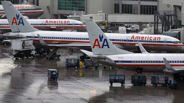 American Airlines' move to distribute its own fare information has sparked controversy.