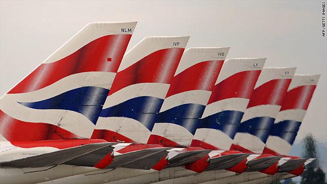 British Airways union backs new strike_snetlog