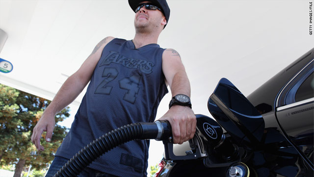 The average U.S. price for a gallon of gasoline is at the highest level since the financial meltdown of October 2008.